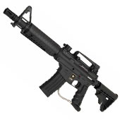 اسلحه-پینت-بال-Tippmann-US-Army-alpha-black-elite
